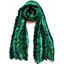 zöld sál igazi óriás hernyóselyem