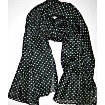 fekete-feher-100-valodi-hernyoselyem-sal-apro-mintas-100x170-cm