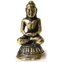 ülő Buddha szobor szamádhiban mini