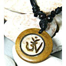 mantras-csont-nyaklanc-allithato-tibeti-om