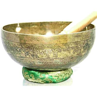 1050-grammos-tibeti-mantras-hangtal-7-fembol-keszult-zold-brokat