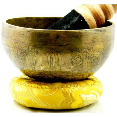 290-grammos-tibeti-mantras-hangtal-7-fembol-keszult-sarga-brokattal