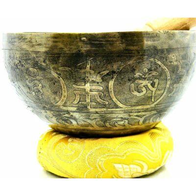 479-grammos-tibeti-mantras-hangtal-7-fembol-keszult-sárga-brokattal