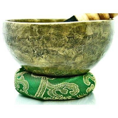 382-grammos-tibeti-mantras-hangtal-7-fembol-keszult-zold-brokattal