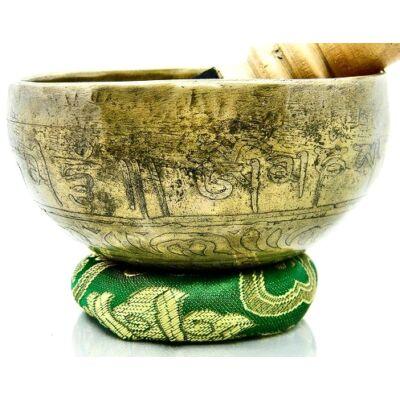 480-grammos-tibeti-mantras-hangtal-7-fembol-keszult-zold-brokattal