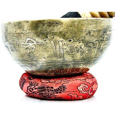 358-grammos-tibeti-mantras-hangtal-7-fembol-keszult-piros-brokattal