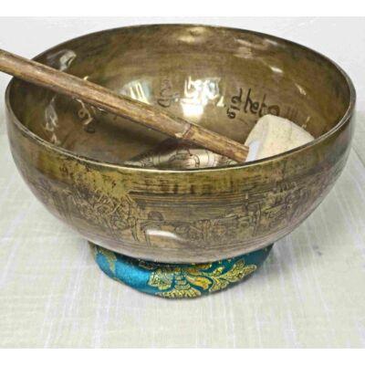 1003-grammos-tibeti-mantras-hangtal-7-fembol-keszult-türkiz-brokat