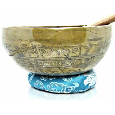 1246-gramm-tibeti-mantras-csenrezi-turkiz-brokattal