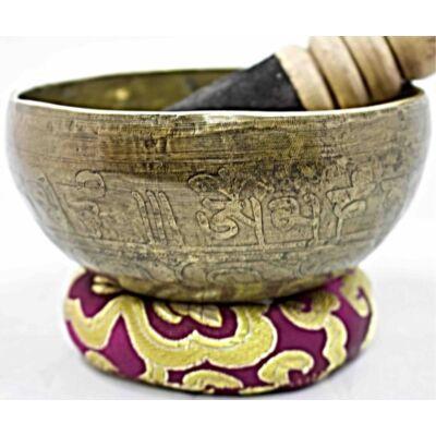 343-gramm-tibeti-mantras-bordó-brokattal