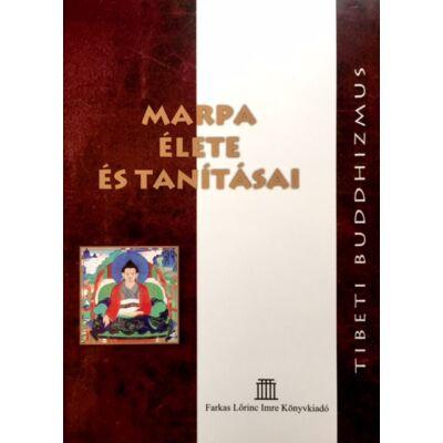 Marpa élete és tanításai című könyv