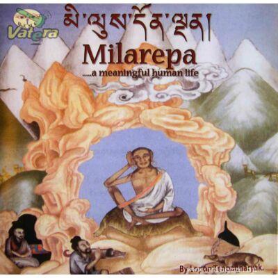 Eredeti tibeti buddhista Milarepa gyakorlat CD