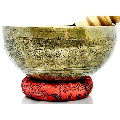 445-grammos-tibeti-mantras-hangtal-7-fembol-keszult-piros-brokattal