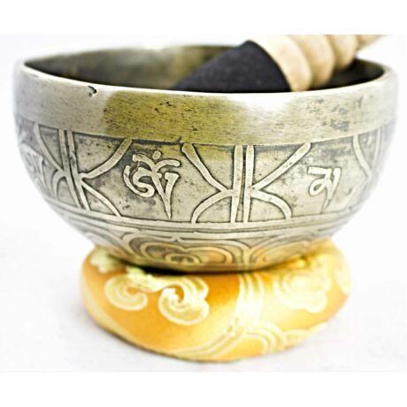 325-gramm-tibeti-mantras-hangtal-sárga-brokattal