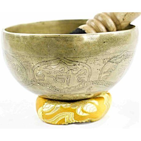 430-gramm-tibeti-mantras-hangtal-sárga-brokattal