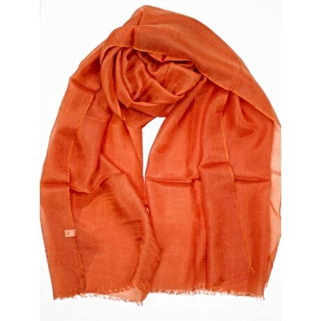 narancsvoros-selyem-sal-70x180-cm