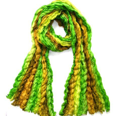 zöld-selyem-sal-100x170-cm-orias-meret-valodi-hernyoselyem-