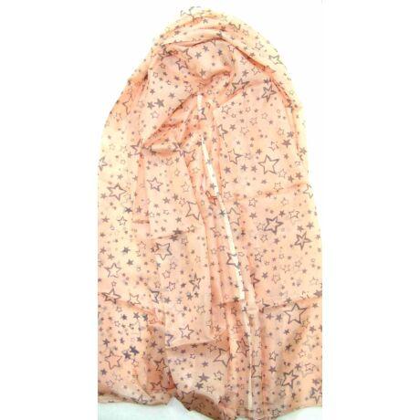 pompadour-rózsaszín-hematitszürke-selyem-sal-mintas-100x170-cm