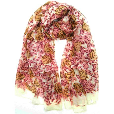rózsalugas-selyem-sal-mintas-100x170-cm