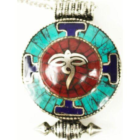 buddha-bolcsessegszeme--turkiz-gao-nemesacel-nyaklancon-