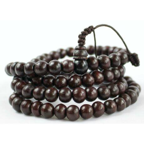 rózsafa-mala-108-szemes-tibeti-csomozas-igenyes-csiszolas