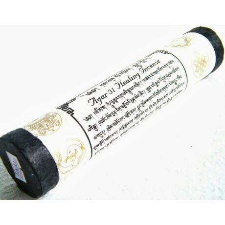 Tibeti füstölő 31 gyógynövényes