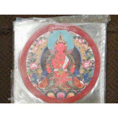 Eredeti tibeti buddhista Amithayus hűtőmágnes