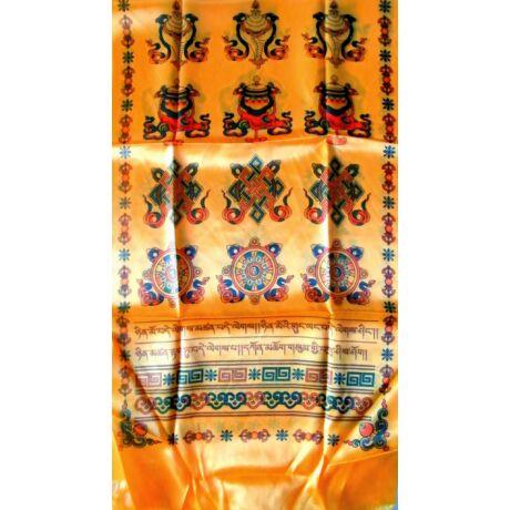 Tradícionális tibeti buddhista katak, kata, khata