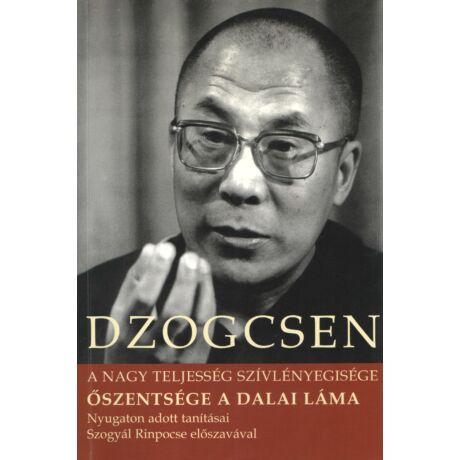 Őszentsége a Dalai Láma: Dzogcsen című könyv