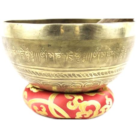 872-gramm-tibeti-mantras-piros-brokattal