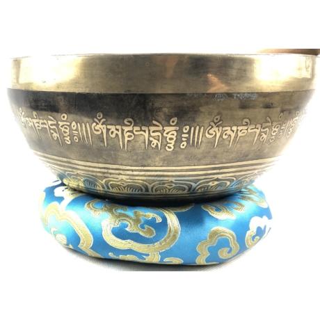 1262-gramm-tibeti-mantras-turkiz-brokattal