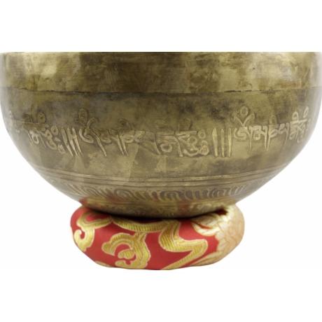 846-gramm-tibeti-mantras-piros-brokattal