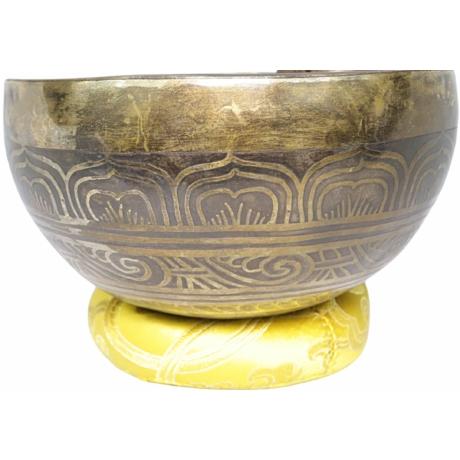 519-gramm-tibeti-mantras-hangtal-sárga-brokattal