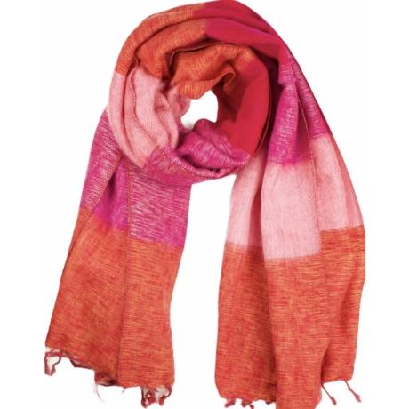 yak-gyapju-sal-narancs-rozsszin-pink-vadmalna